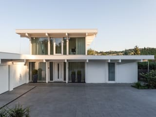 A dream home that is good for the soul Casas de estilo moderno de DAVINCI HAUS GmbH & Co. KG Moderno