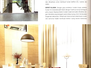 Salon moderne par sony architect studio Moderne