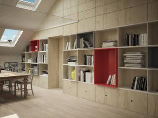 pokoje dziecięce: styl , w kategorii Pokój dziecięcy zaprojektowany przez oshi pracownia projektowa,