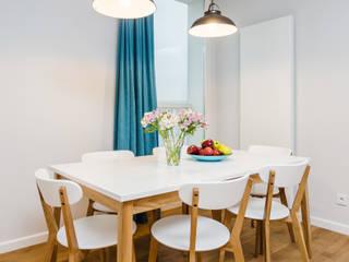 Modern dining room by Modify- Architektura Wnętrz Modern