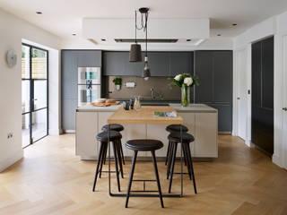 Timeless Living Modern Kitchen by Kitchen Architecture Modern