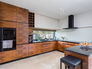 Cocinas de estilo moderno de Modify- Architektura Wnętrz Moderno