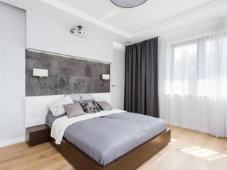 Modify- Architektura Wnętrz Modern Bedroom