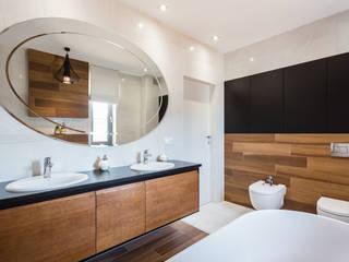 Modern bathroom by Modify- Architektura Wnętrz Modern