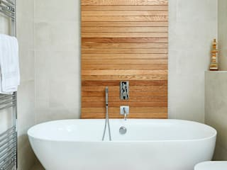 Highgate Home Refurbishment Patience Designs Studio Ltd Modern bathroom