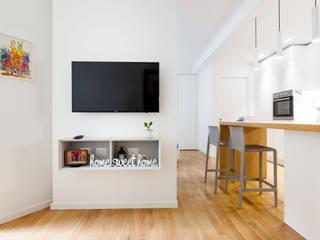 Salon moderne par CLM Arredamento Moderne
