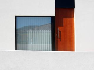 porta de entrada:   por Hugo Pereira Arquitetos