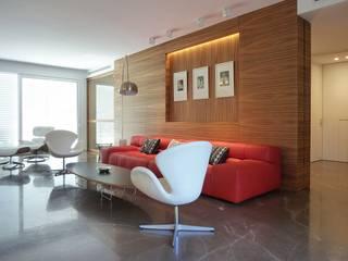 Stefano Zaghini Architetto Modern Living Room