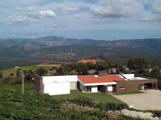 vista panorâmica:   por Hugo Pereira Arquitetos