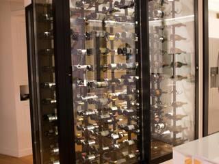 paris1: Cave à vin de style  par BMA