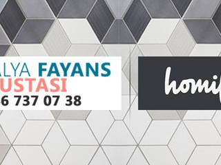 par Antalya Fayans Ustası - 0 546 737 07 38 Méditerranéen