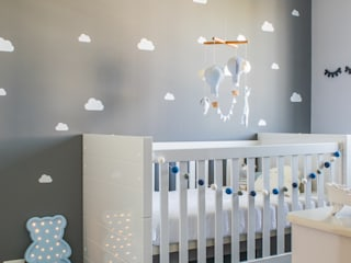 NOMA ESTUDIO Nursery/kid's room
