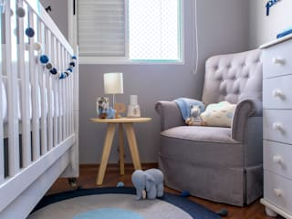 Nursery/kid's room by NOMA ESTUDIO, Classic
