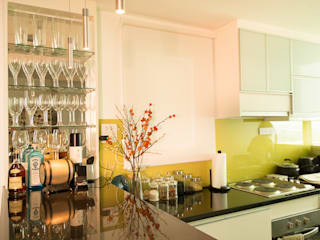 TG Designing Corner Moderne Küchen