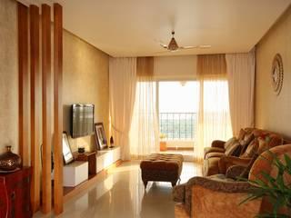 Marine Drive Classic style living room by Studio Nirvana Classic