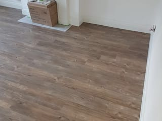 Amtico Flooring Installation In Finchley:  Dining room by The Flooring Group