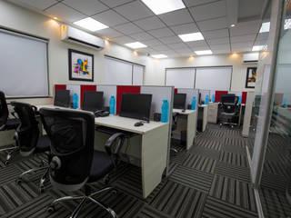 Modern style study/office by Spaceefixs Modern