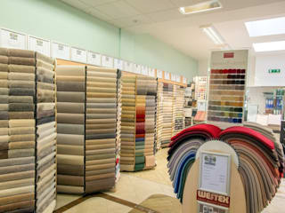 The Hampstead Flooring Company:  Offices & stores by The Flooring Group