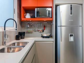 Cozinha:   por ME Fotografia de Imóveis