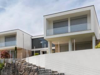 Casa PS: Casas unifamilares  por GOA Arquitectos