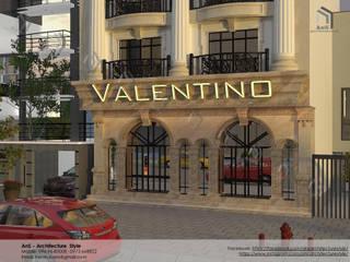 Dự án Khách sạn Valentino bởi AnS - Architecture Style Kinh điển
