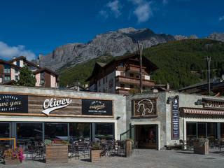 BEARprogetti - Architetto Enrico Bellotti Rustikale Bars & Clubs