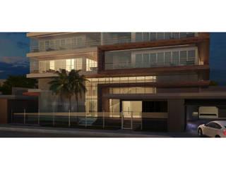 Vale das Águas Residence por SZ ARQUITETURA Moderno
