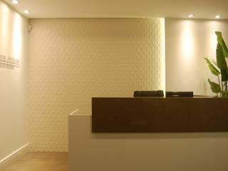 Escritório Advogacia Espaços comerciais modernos por SZ ARQUITETURA Moderno