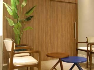 Escritório Advogacia Edifícios comerciais modernos por SZ ARQUITETURA Moderno