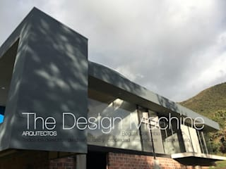 от Arquitectura Modular Residencial Comercial Interiorismo Модерн