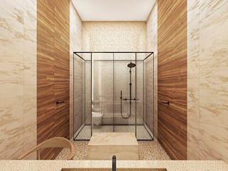Acor México Moderne Badezimmer