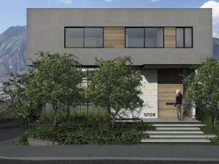 Casa AA de VOA Arquitectos Moderno