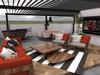 Patios & Decks by BAUMHAUS