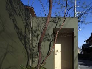 長岡京の家Ⅱ: 吉川弥志設計工房が手掛けた木造住宅です。,