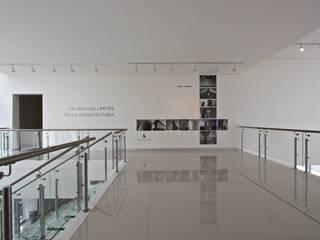Pasillos y vestíbulos de estilo  de IAARQ (Ibarra Aragón Arquitectura SC),