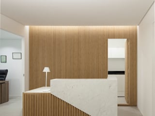 Study/office by GDL Arquitetura, Minimalist