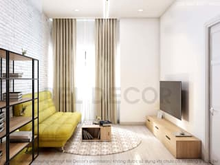 Project: HO1753 Apartment/ Bel Decor bởi Bel Decor