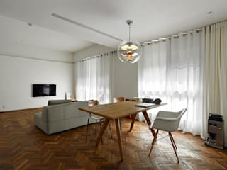 Comedores de estilo moderno de Co*Good Design Co. Ltd. Moderno