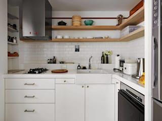 Cocinas de estilo moderno de Co*Good Design Co. Ltd. Moderno