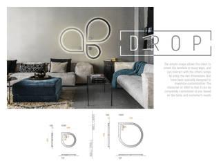 DROP Light:  in stile  di Studio Gentile,