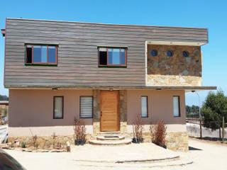 : Ventanas de PVC de estilo  por Cerni.arquitectura