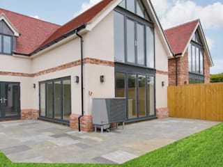 2 Detached Houses in Wiltshire:  Houses by D&N Construction Limited