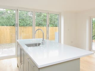 2 Detached Houses in Wiltshire Modern kitchen by D&N Construction Limited Modern