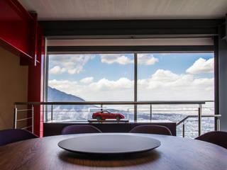 Salones de estilo  de IAARQ (Ibarra Aragón Arquitectura SC),