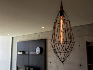 by IAARQ (Ibarra Aragón Arquitectura SC) Minimalist