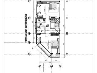 Nhà Anh Thắng - Chị Phương:   by Công ty TNHH Tư vấn thiết kế My House Decor