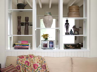 Metcalfe Architecture & Design Country style living room
