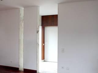 モダンスタイルの 玄関&廊下&階段 の GRAU.ZERO Arquitectura モダン