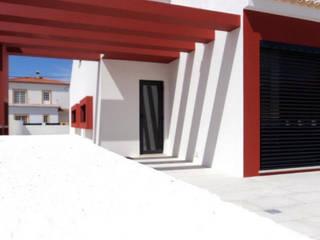 Área junto à cozinha:   por Teresa Ledo, arquiteta