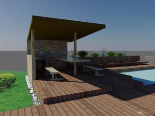 Proyeccion 3:  de estilo  por Cerni.arquitectura